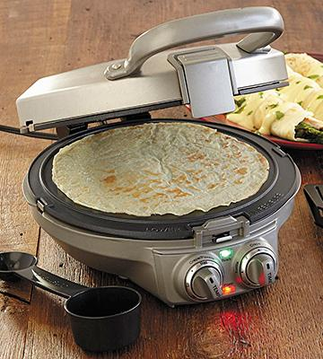 Review of Cuisinart CPP-200 Chef Pancake/Crepe maker
