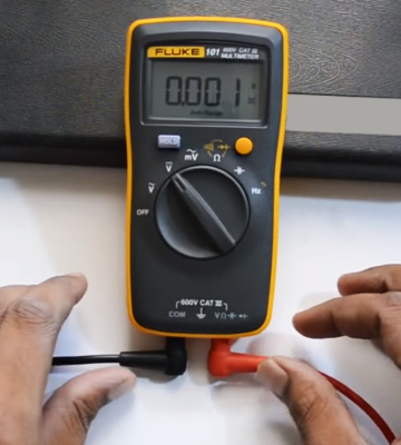 Review of Fluke 101 Basic Digital Multimeter