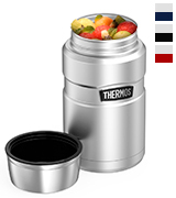 Thermos SK3020STTRI4 Stainless King 24 Ounce Food Jar