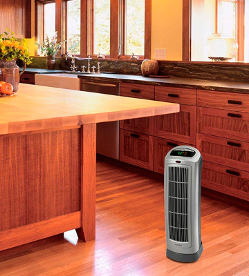 Review of Lasko 755320 Ceramic Tower Heater