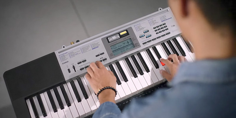 Review of Casio LK175 PPK Premium Lighted Keyboard Pack with Stand