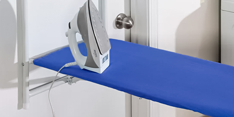 Review of Whitmor 6152-876 Over the Door Ironing Board