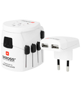 SKROSS Universal Travel Adapter