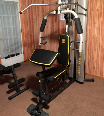Review of MegaDeal XR 55 Home Exercise Gold's Gym