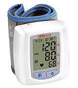 Santamedical BW-210 Wrist Digital Blood pressure Monitor with Case