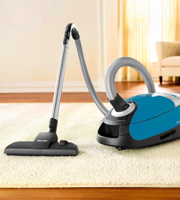 Review of Miele Complete C2 Hard Floor Canister Vacuum Cleaner