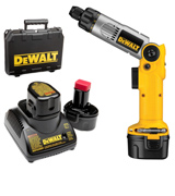 DEWALT DW920K-2 Cordless Two-Position Screwdriver Kit