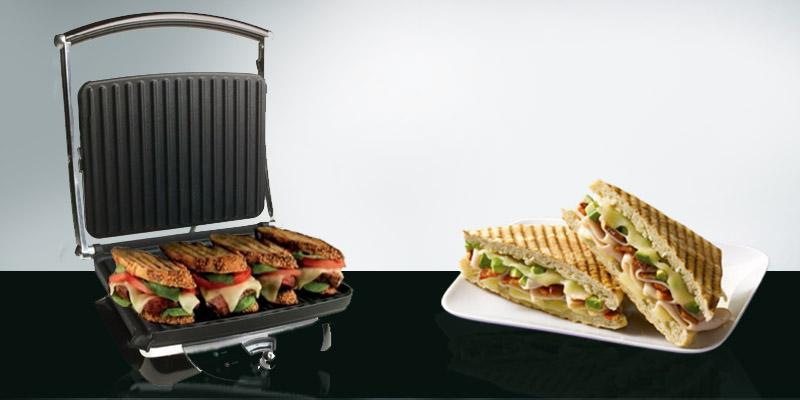Review of De'Longhi CGH800 Contact Grill and Panini Press