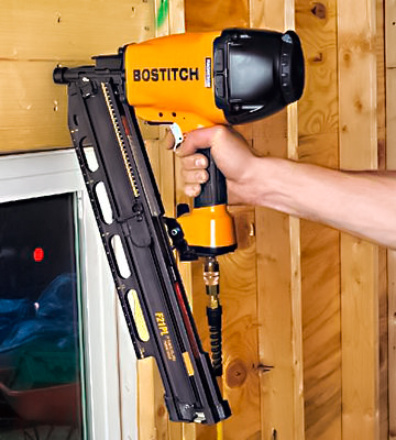 Review of BOSTITCH F21PL Framing Nailer