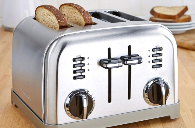 Comparison of 4-Slice Toasters for Tasty Mornings