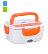 Yescom 26ELB001 Portable Electric Heating Lunch Box