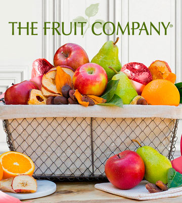Review of The Fruit Company Organic Fruit Baskets and Gifts