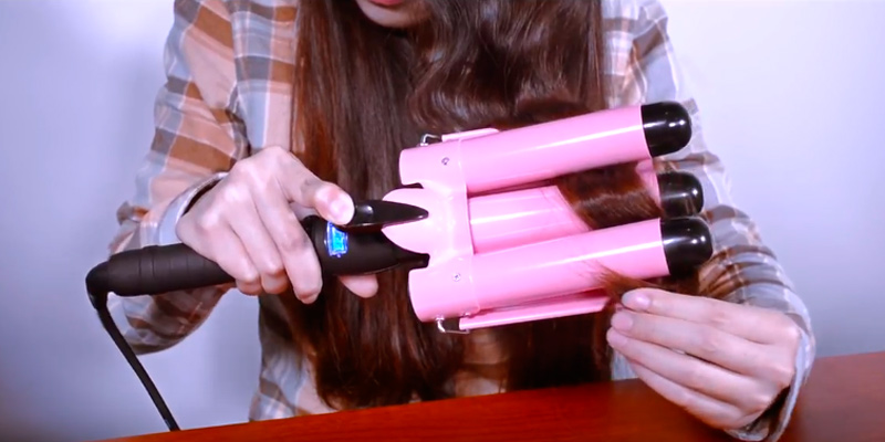 Review of ZOINDSC AB-158197 Hair Waver