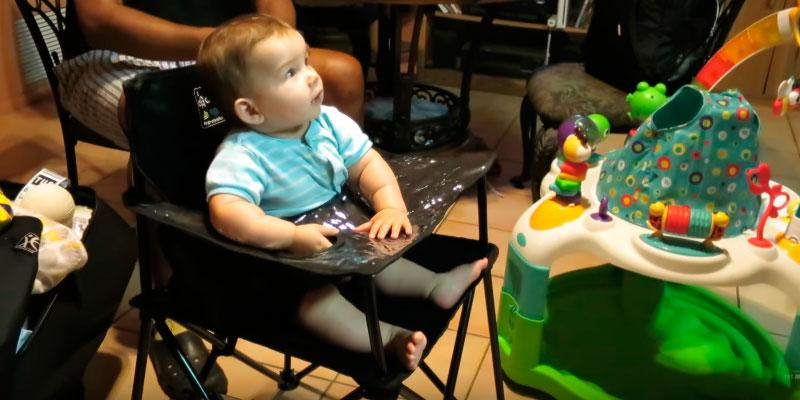 Review of ciao! baby HB2006 Portable Travel Highchair