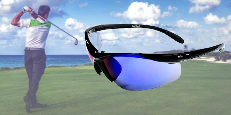 Review of JiMarti JM01 Sunglasses for Golf, Cycling