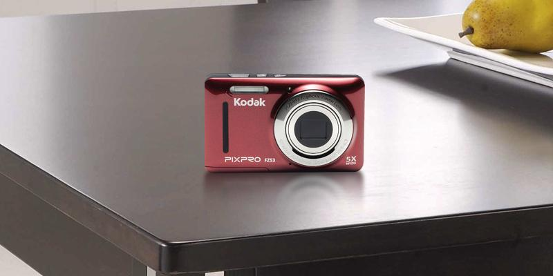 Review of Kodak PIXPRO FZ53 Digital Camera