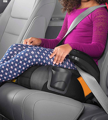 Review of Chicco GoFit Plus Backless Booster Car Seat
