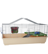 AmazonBasics Small with Accessories Animal Cage