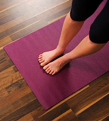 Review of Jade Yoga Harmony Yoga Mat