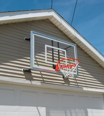 Review of Spalding 79564 Adjustable Basketball System