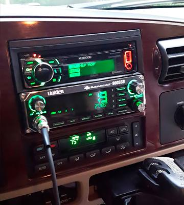 Review of Uniden Bearcat 880 CB Radio