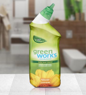 Review of Green Works Toilet Bowl Cleaner