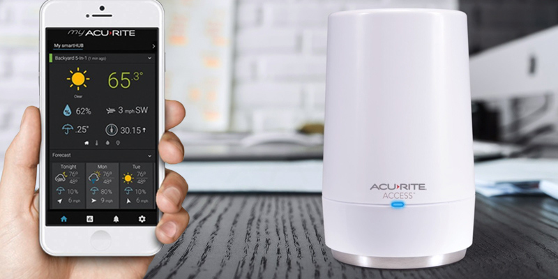 Review of AcuRite 01012M Weather Station with Access for Remote Monitoring, Compatible with Amazon Alexa