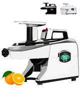 Tribest GSE-5050 Greenstar Elite Cold Press Complete Masticating Juicer