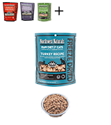 Northwest Naturals Freeze Dried Raw Cat Food Nibbles