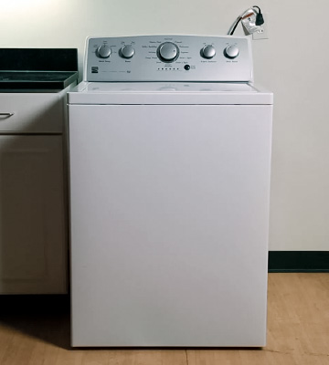 Review of Kenmore 25132 4.3 cu. ft. Top Load Washer, Works with Alexa