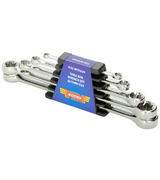 Vim Tools WTC624 5 Piece Box Wrench Set