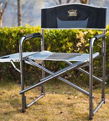 Review of Timber Ridge Aluminum Portable Extremely Durable