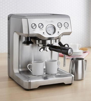 Review of Breville BES840XL Infuser Espresso Machine