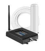 SureCall (SC-PolyH-72-ORA-Kit) Cell Phone Signal Booster (Verizon, AT&T, Sprint, T-Mobile)