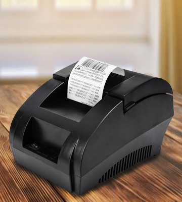 Review of TEROW ZJ-5890K USB Thermal Receipt Printer