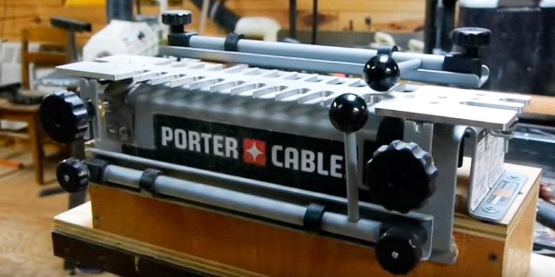 Review of PORTER-CABLE 4216 Super Jig - Dovetail jig (4215 With Mini Template Kit)