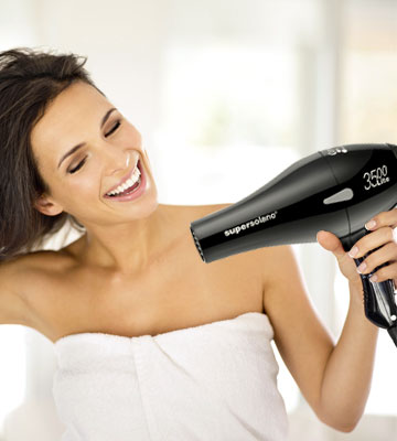 Review of Solano Supersolano 3500 Lite Professional Hair Dryer