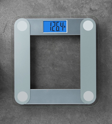 Review of EatSmart Precision Digital Bathroom Scale