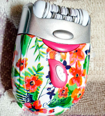 Review of Emjoi eRase e60 Electric Epilator Tweezer