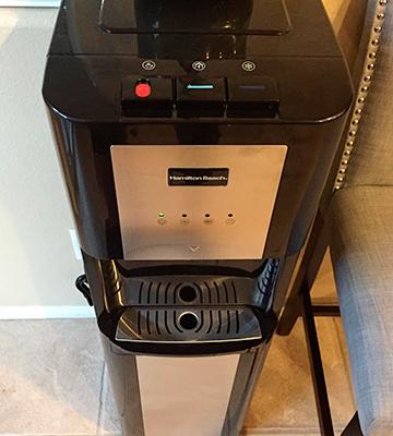 Review of Hamilton Beach Water Cooler Dispenser, BL-1-4A