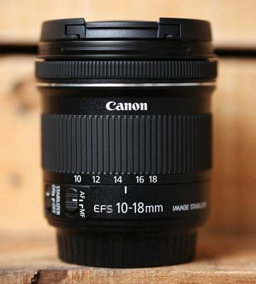 Review of Canon EF-S 10-18mm f/4.5-5.6 IS STM Zoom Lens