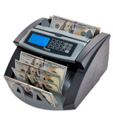 Cassida 5520UM UV/MG Money Counter with Counterfeit Bill Detection