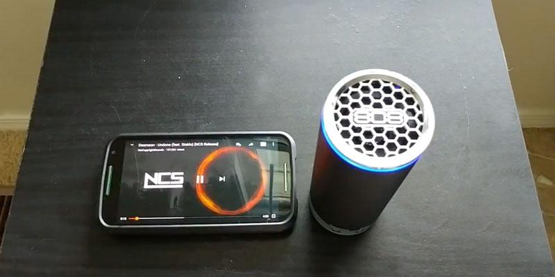 Review of 808 Bluetooth Wireless Speaker