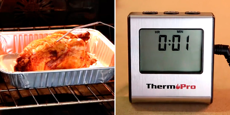 Detailed review of ThermoPro TP16 Digital Cooking Thermometer