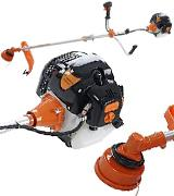 TIMBERPRO Heavy Duty Split Brush Cutter