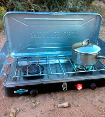 Review of Stansport 212 Outfitter Series Burner Propane Stove