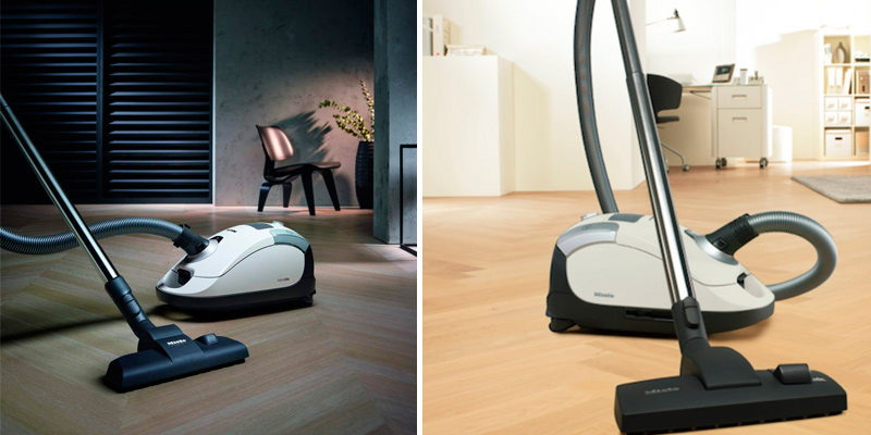 Review of Miele Compact C1 Pure Suction Canister Vacuum