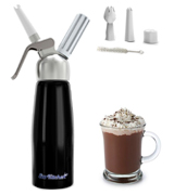 EurKitchen EK-WHIP-1 Whipped Cream Dispenser