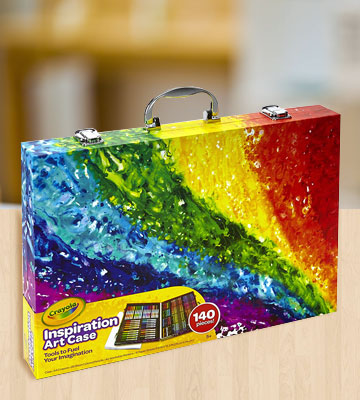 Review of Crayola Inspiration Art Case Set of Kids Art Supplies