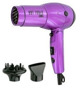 Hot Tools HT1044 Travel Dryer with Folding Handle and Dual Votage
